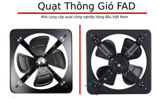 quat thong gio vuong shoohan FAD