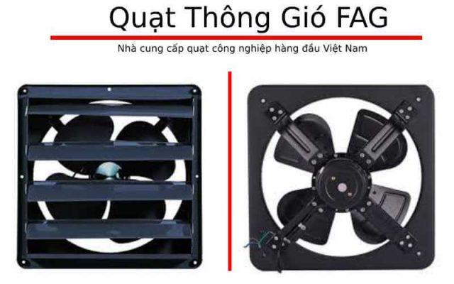 quat thong gio cua chop deton FAG