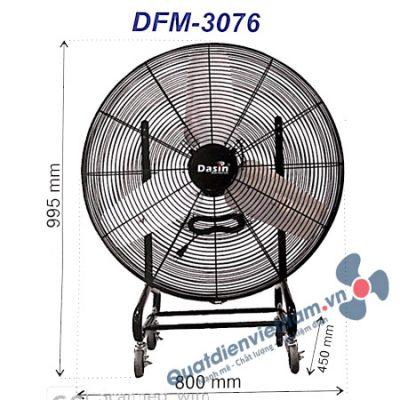 quat san cong nghiep dfm 3076
