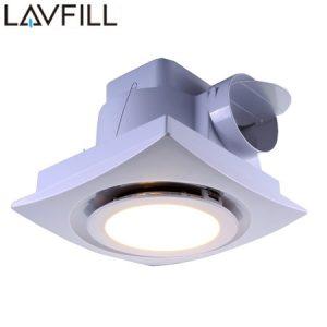 quat hut gió am tran co den LED Lavfill LFCV-16D-L