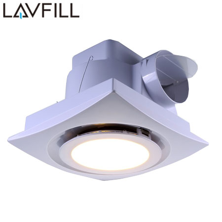 quat hut gió am tran co den LED Lavfill LFCV-16D-L